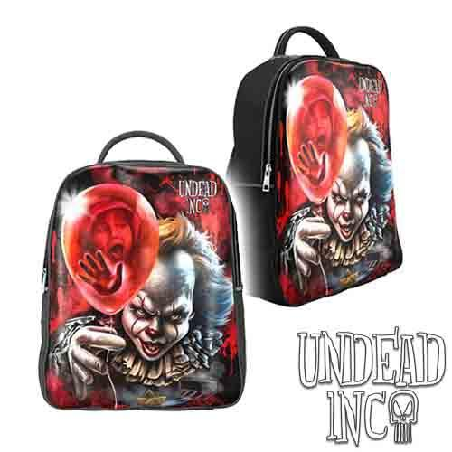 IT Pennywise  - Undead Inc Pu Leather Back Pack