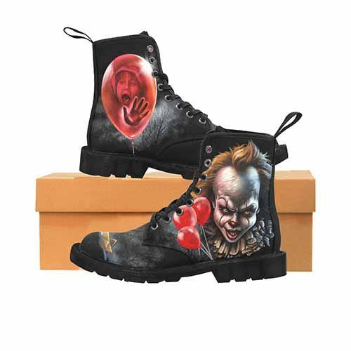 Pennywise IT LADIES Martin Boots