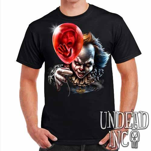 IT Pennywise Balloon - Mens T Shirt