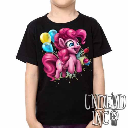 Pinkie Pie My Little Pony -  Kids Unisex Girls and Boys T shirt