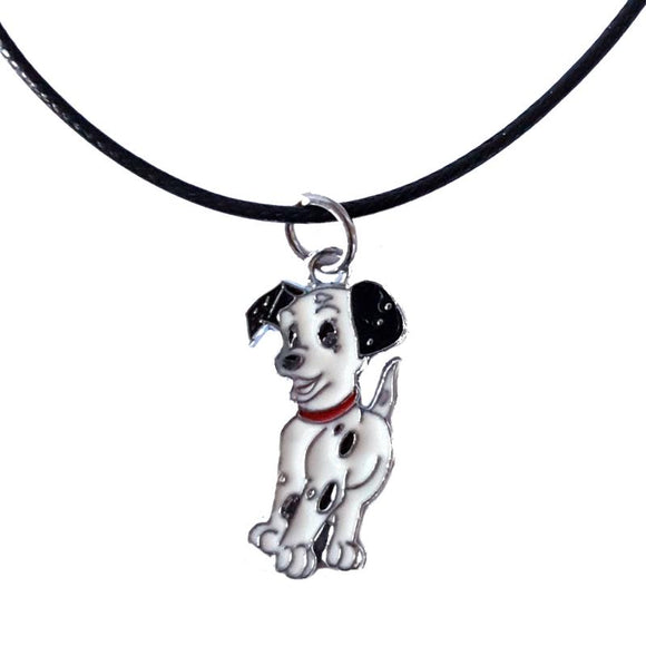 101 Dalmatians Puppy Necklace