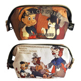 Disney Pinocchio Sweet Surprises Makeup Cosmetics Bag - Undead Inc Cosmetics Bag,