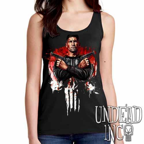 Punisher - Ladies Singlet Tank