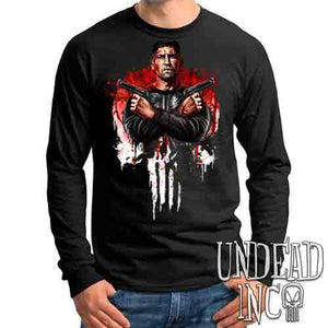Punisher - Mens Long Sleeve Tee