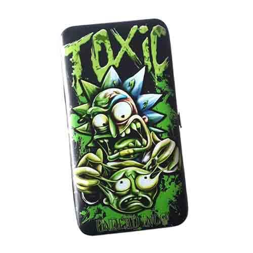 Rick Turning TOXIC Undead Inc Hinge Long Line Wallet