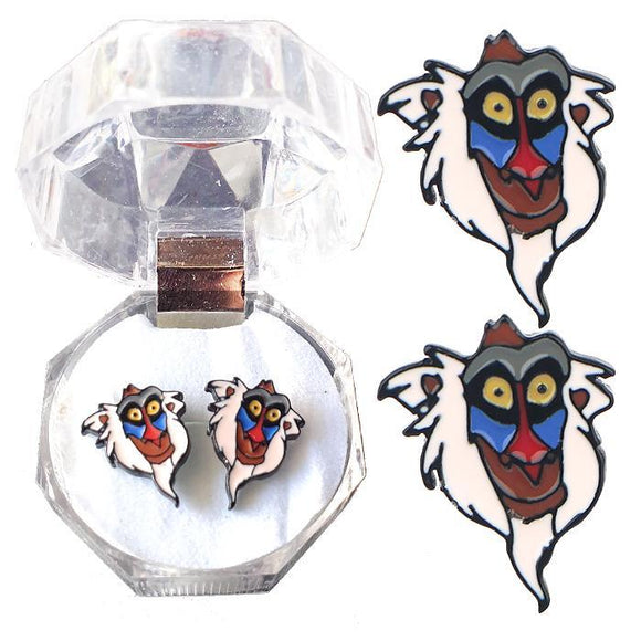 Lion King Rafiki Earrings