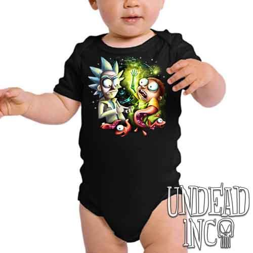 Space Worms - Infant Onesie Romper