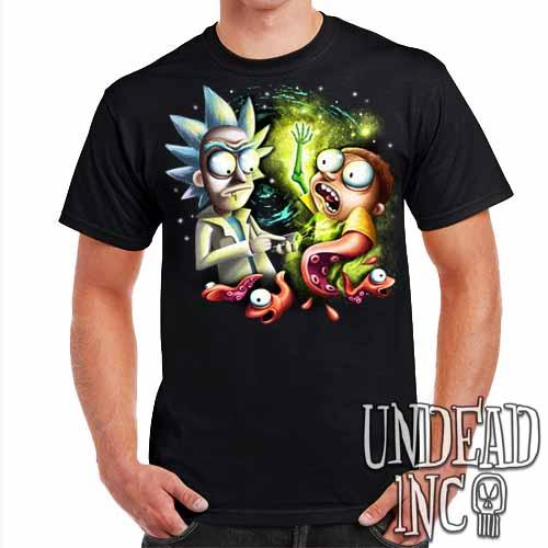 Rick & Morty - Mens T Shirt