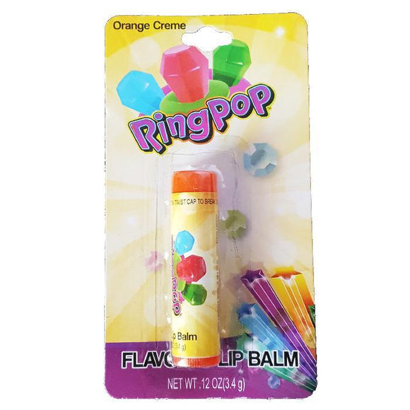 Ring Pop Candy Flavoured Lip Balm