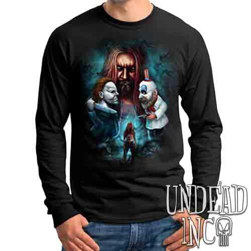 Rob Zombie - Mens Long Sleeve Tee