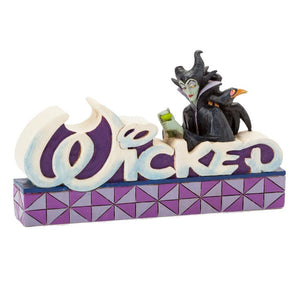 Disney Villains Maleficent WICKED Statue - Undead Inc Disney Statues,