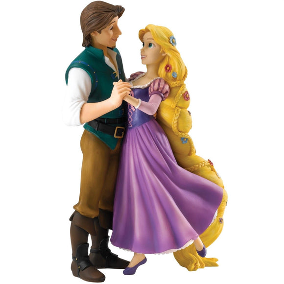 Tangled My New Dream Rapunzel & Flynn Rider Large Statue