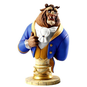 Beast - Beauty & The Beast Bust Limited Edition Bust Statue - Undead Inc Disney Statues,