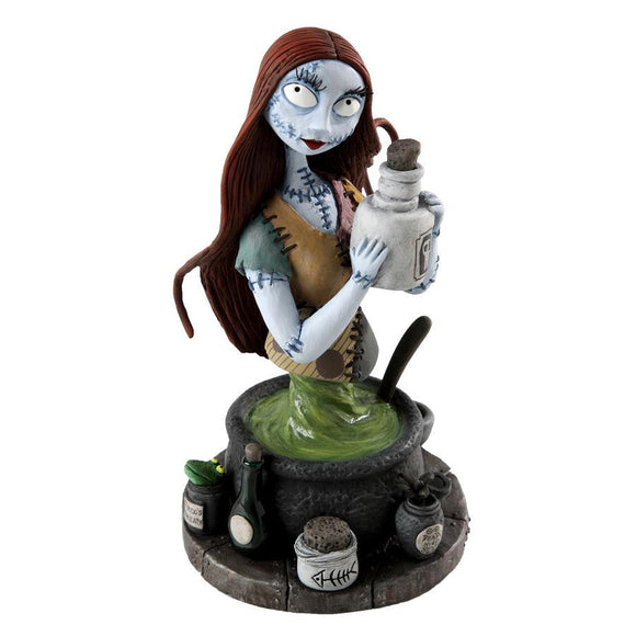 The Nightmare Before Christmas Sally Limited Edition Bust Statue