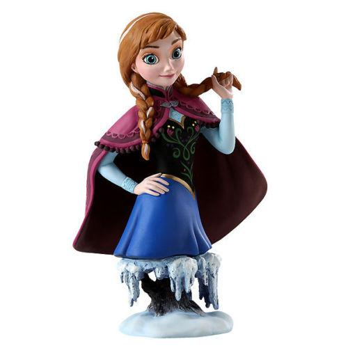Anna Frozen Limited Edition Bust Statue - Undead Inc Disney Statues,