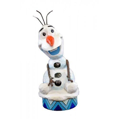 Frozen Olaf Silly Snowman Statue - Undead Inc Disney Statues,