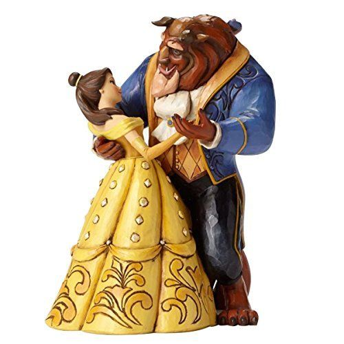 Beauty and The Beast Belle Dancing 25th Anniversary Statue