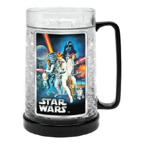 Star Wars Freeze Cooler Drinking Stein Mug