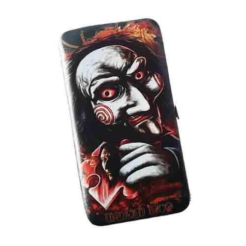 SAW Puppet Undead Inc Hinge Long Line Wallet