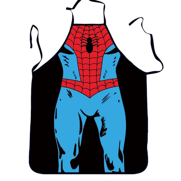 Spider-Man Comic Book Apron