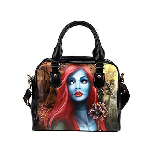 Nightmare Before Christmas Sally Shoulder / HandBag