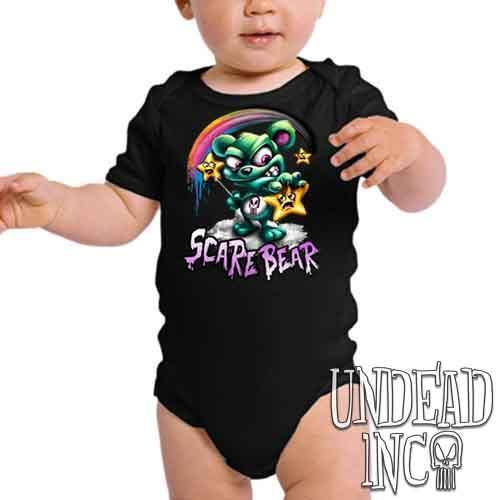 Undead Inc Scare Bear Hunting Stars - Infant Onesie Romper