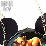 Lion King Jungle Limited Edition Undead Inc Shoulder / Cross Body Bag