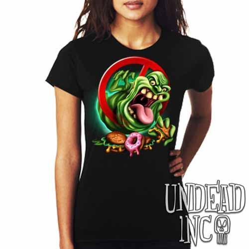 Slimer - Ladies T Shirt