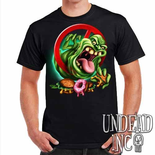 Slimer - Mens T Shirt