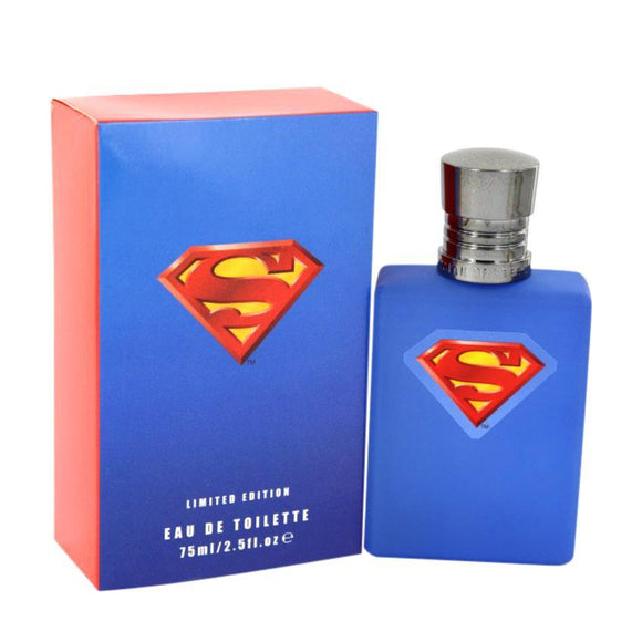 Superman Limited Edition Cologne