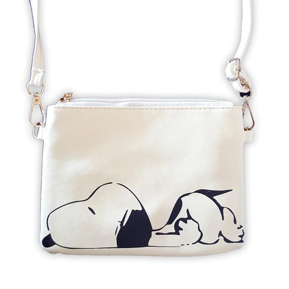 Snoopy Peanuts Cross Body / Shoulder Bag