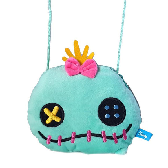Lilo & Stitch Scrump Plush Small Cross Body Purse