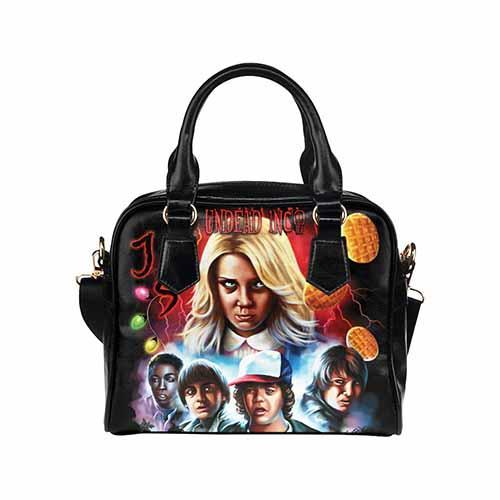 Undead Inc Stranger Things Shoulder / Hand bag