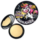 Undead Inc STAR CRUSHER Unicorn Highlighter Compact