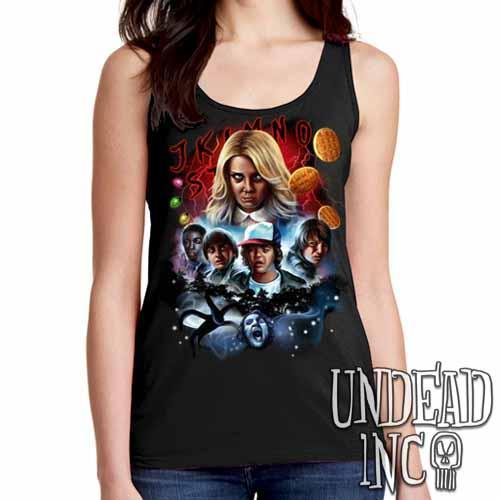Stranger Things - Ladies Singlet Tank