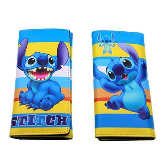 Disney Stitch Stipe Long Line Wallet Purse - Undead Inc Wallet,