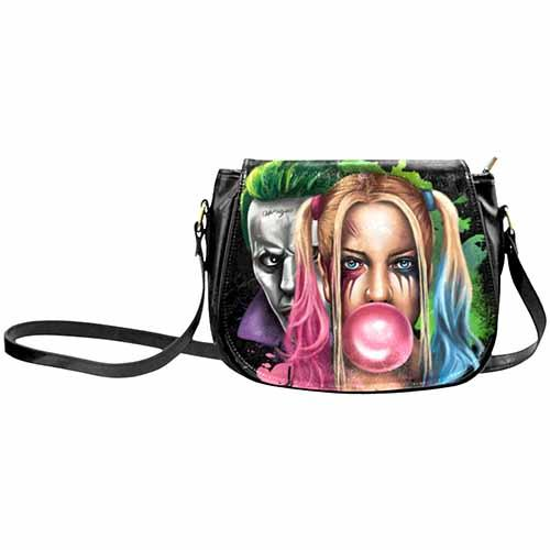 Suicide Squad Undead Inc Shoulder / Cross Body Bag