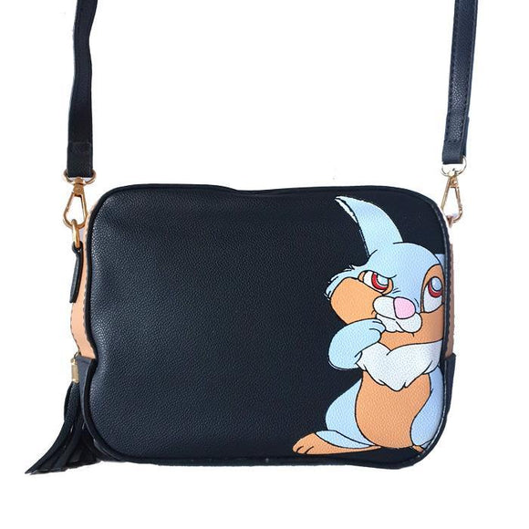 Thumper Bambi PU Leather Shoulder / Cross Body Bag