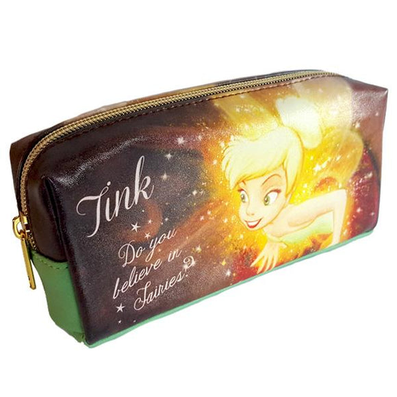Disney Tinkerbell Do You Believe In Faries Makeup Cosmetics Bag - Undead Inc Cosmetics Bag,