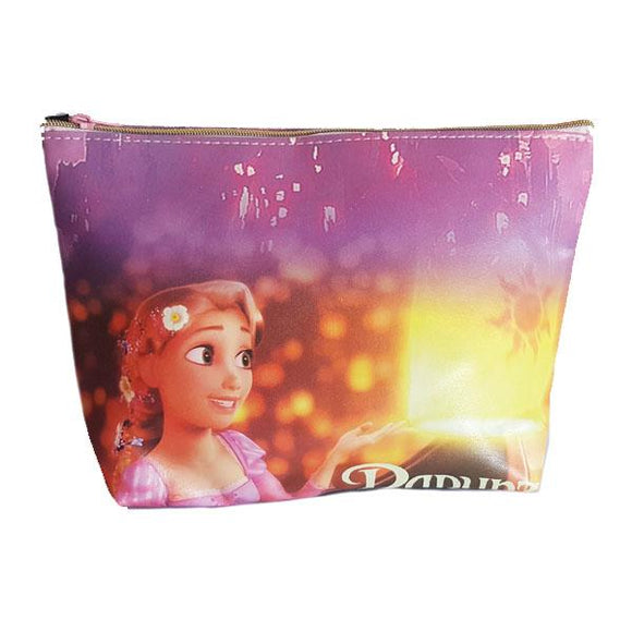 Tangled Rapunzel Makeup Cosmetics Bag