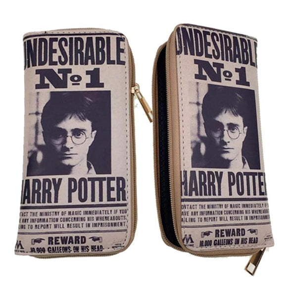 Harry Potter Undesirable No 1 Long Line Wallet