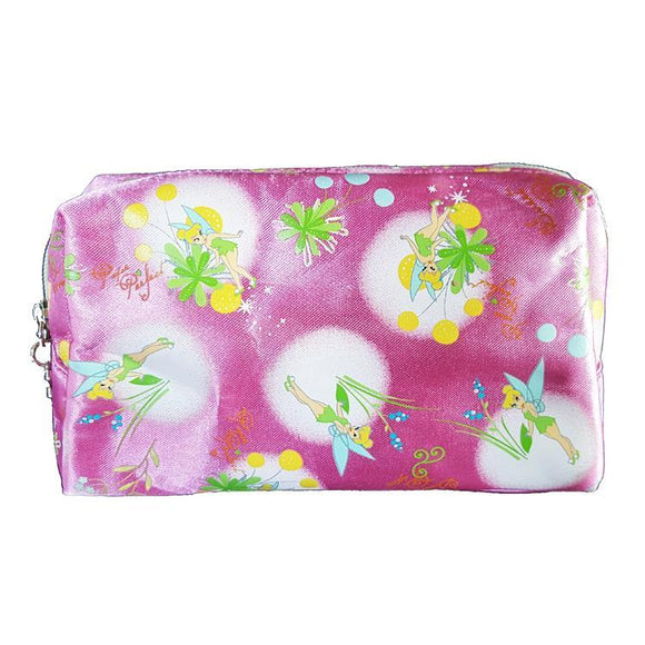 Tinkerbell Pixie Perfect Makeup Cosmetics Bag