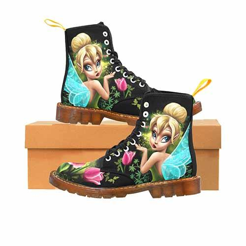 Tinkerbell Enchanted LADIES Martin Boots