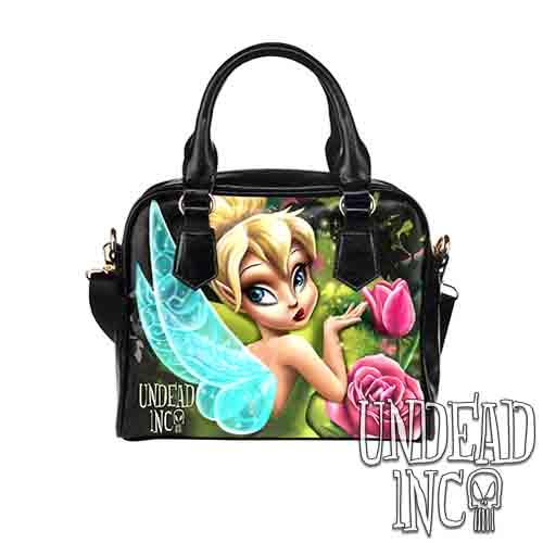 Undead Inc Tinkerbell Enchanted Shoulder / Hand Bag