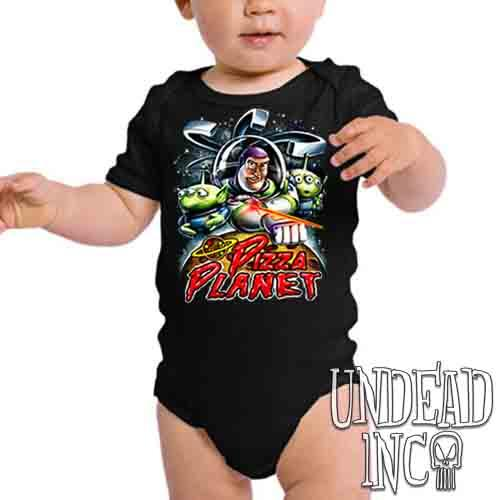 Pizza Planet Buzz - Infant Onesie Romper