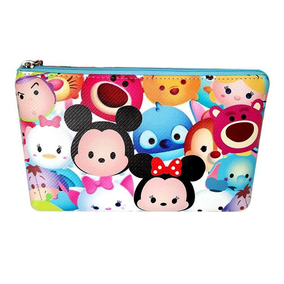 Disney Tsum Tsum Makeup Cosmetics Bag - Undead Inc Cosmetics Bag,