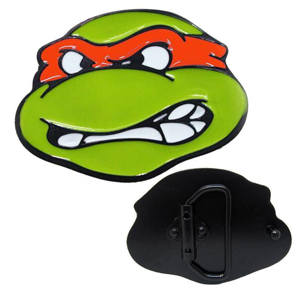 Teenage Mutant Ninja Turtles Michelangelo Belt Buckle