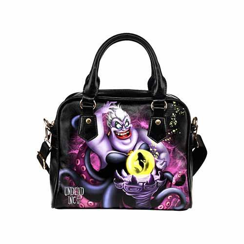 Undead Inc Ursula Little Mermaid Villains Shoulder / Hand Bag