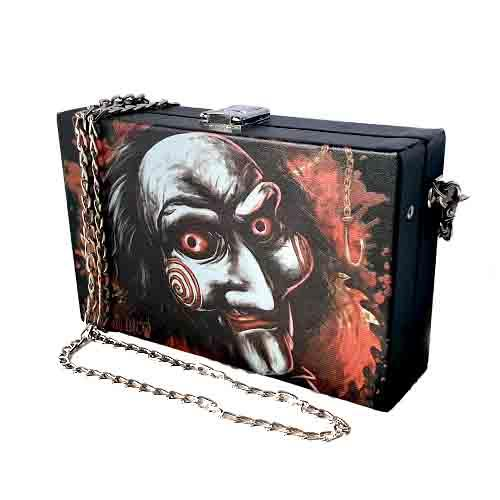 SAW Puppet Undead Inc Shoulder Bag / Clutch