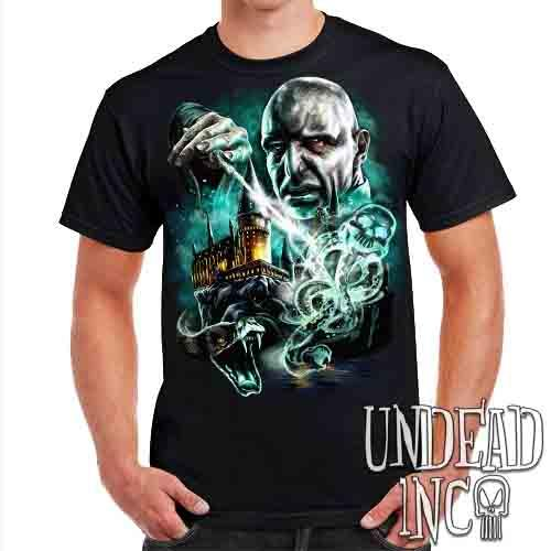Voldemort's Dark Mark - Mens T Shirt